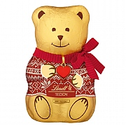 Lindt Christmas Jumper Chocolate Teddy Bear 200g