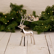 Reindeer 2 Tea Light Holder