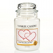 Yankee Candle Snow In Love Large Jar Candle