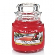 Yankee Candle Festive Cocktail Small Jar Candle