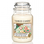 Yankee Candle Christmas Cookie Large Jar Candle