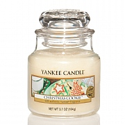 Yankee Candle Christmas Cookie Small Jar Candle