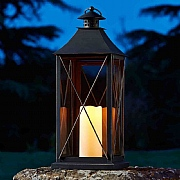 Smart Garden Galley Lantern (Battery Operated)