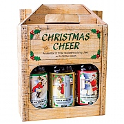 Cottage Delight Christmas Cheer Beer Gift Pack