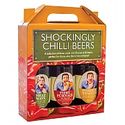 Cottage Delight Shockingly Chilli Beer Gift Pack