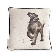 Wrendale 'Treat Time' Dog Cushion 40cm