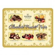 Walkers Assorted Chocolate Nuts & Fruits 800g