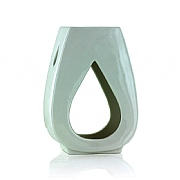 Ashleigh & Burwood White Ceramic Oil Burner