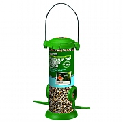 Filled Flip Top No Grow Seed Mix Feeder