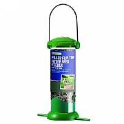 Filled Flip Top Nyger Seed Feeder