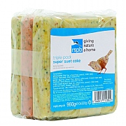 RSPB Triple Pack Super Suet Cake