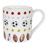 More Balls Please! Pint Mug
