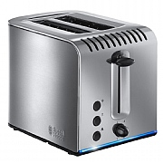 Russell Hobbs Buckingham Stainless Steel 2 Slice Toaster