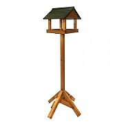 Tom Chambers Bird Cuisine Forest Green Bird Table