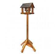 Tom Chambers Farndale Slate Roof Bird Table