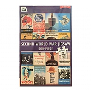World War 2: 500 Piece Jigsaw Puzzle