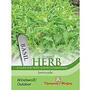 Thompson & Morgan Herb Basil Lemonade Seeds