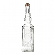 World of Flavours Italian Traditional Glass Oil Bottle 850ml
