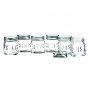 Bar Craft Jar Shot Glasses