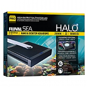 Fluval Halo High Performance LED Marine Nano Lamp 22w