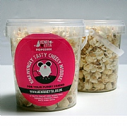 The Barking Bakery Small Animal Popcorn - Cheese Flavour