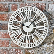 Outside In Buckingham Wall Clock