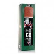 Williams GB Gin 70cl Hipflask Gift Set