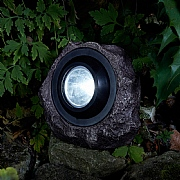 Smart Solar Jumbo Rock Light