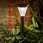 Smart Solar Magnum Stainless Steel Solar Stake Light