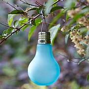 Smart Solar Eureka! Neo Blue Lightbulb