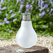 Smart Solar Eureka! Omega Lightbulb