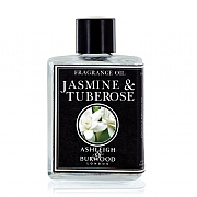 Ashleigh & Burwood Jasmine & Tuberose Fragrance Oil 12ml