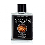 Ashleigh & Burwood Orange & Cinnamon Fragrance Oil 12ml