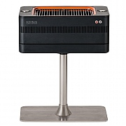 Everdure by Heston Blumenthal FUSION Electric Ignition Charcoal BBQ with Pedestal