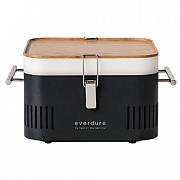 Everdure by Heston Blumenthal CUBE Portable Charcoal BBQ Graphite