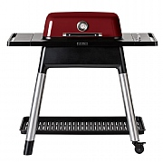 Everdure by Heston Blumenthal FORCE 2 Burner Gas BBQ Red