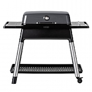 Everdure by Heston Blumenthal FURNACE 3 Burner Gas BBQ Graphite