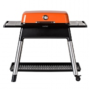 Everdure by Heston Blumenthal FURNACE 3 Burner Gas BBQ Orange