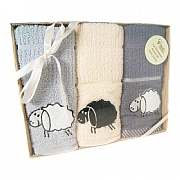 3 Pack Sheep Tea Towels