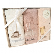 3 Pack Coffee Tea Towels