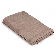 Frette Light Brown Bath Towel
