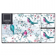Inspire Summer Blossom Placemat & Coaster Set