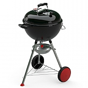 Weber Kettle Plus GBS 47cm Charcoal BBQ Black