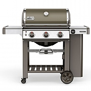 Weber Genesis II E-310 GBS Gas Barbecue Smoke Grey