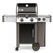 Weber Genesis II LX E-240 GBS Gas Barbecue Black