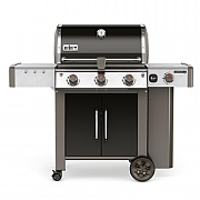 Weber Genesis II LX E-340 GBS Gas Barbecue Black