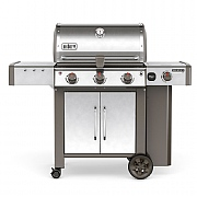 Weber Genesis II LX S-340 GBS Gas Barbecue Stainless Steel