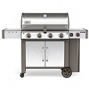 Weber Genesis II LX S-440 GBS Gas Barbecue Stainless Steel