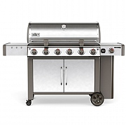 Weber Genesis II LX S-640 GBS Gas Barbecue Stainless Steel