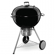 Weber Original Kettle Premium 67cm Charcoal Barbecue Black